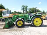06 John Deere 5525 Tractor (QEA 8191)