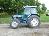 Ford 5610 Tractor (QEA 8287)