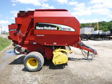 New Holland BR740A Hay Baler ^Monitor^ (QEA 8290)