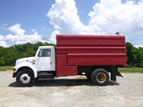 02 International 4700 Box Dump Truck ^Title^(7948) (QEA 2813)