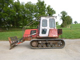 Morooka MK70 Crawler Tractor (QEA 3188)