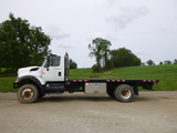 09 International 7300 Truck ^Need Title^ (QEA 3196)