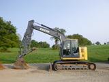 John Deere 135D Excavator (QEA 3208)