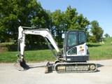 17 Bobcat E62 Excavator (QEA 3247)