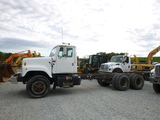 IH Chassis Tandem Truck ^Need Title^ (QEA 3260)