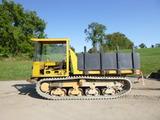Rubber Track Dump Truck  (QEA 3289)