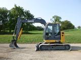 John Deere 75G Excavator  (QEA 3354)