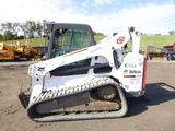 13 Bobcat T750 Skid Loader (QEA 7228)