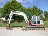06 Takeuchi TB1140 Excavator (QEA 7331)