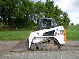 12 Bobcat T110 Skid Loader (QEA 7504)
