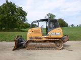 16 Case 750M LT Dozer w/Winch (QEA 7539)
