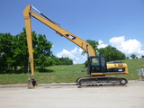 11 Caterpillar 329DL Excavator (QEA 7551)