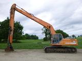 10 Doosan DX300LC Excavator (QEA 7586)