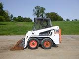 08 Bobcat S100 Skid Loader (QEA 7679)