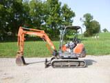 06 Kubota KX71-3 Excavator (QEA 7706)