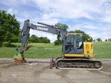 13 John Deere 135G Excavator (QEA 7721)
