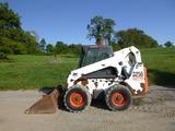 07 Bobcat S250 Skid Loader (QEA 7724)