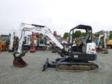 13 Bobcat E42 Excavator (QEA 7772)