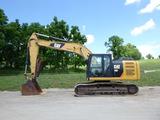 12 Caterpillar 320EL Excavator (QEA 7856)