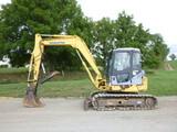 06 Komatsu PC78MR-6 Excavator (QEA 7905)