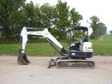 11 Bobcat E42 Excavator (QEA 7939)