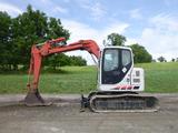 07 Linkbelt 75 Excavator (QEA 7958)