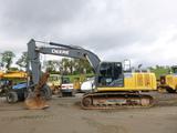 16 John Deere 210G LC Excavator (QEA 8007)