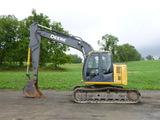12 John Deere 135D Excavator (QEA 8040)