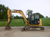 15 Caterpillar 308E2 CR Excavator (QEA 8042)