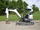 16 Bobcat E42 Excavator (QEA 8048)