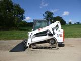 Bobcat T650 Skid Loader (QEA 8049)