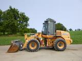 13 Case 521F Wheel Loader (QEA 8086)