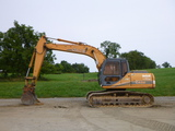 04 Case CX160 Excavator (QEA 8119)