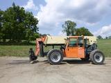 11 JLG G1255A Telehandler (QEA 8129)