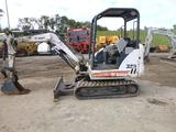 07 Bobcat 325 Excavator (QEA 8143)