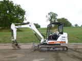 07 Bobcat 335 Excavator (QEA 8144)