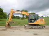 Case CX130C Excavator (QEA 8179)
