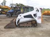 06 Bobcat T190 Skid Loader (QEA 8206)
