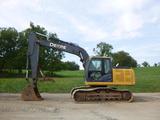 14 John Deere 160G LC Excavator (QEA 8216)