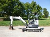 15 Bobcat E26 Excavator (QEA 8232)