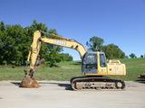 04 John Deere 160C LC Excavator (QEA 8248)