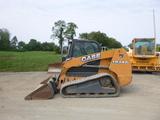 Case TR340 Skid Loader (QEA 8265)