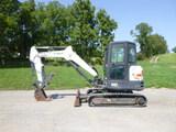 15 Bobcat E42 Excavator (QEA 8291)