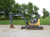 16 John Deere 50G Excavator (QEA 8293)