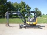16 John Deere 50G Excavator (QEA 8294)