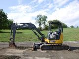 16 John Deere 50G Excavator (QEA 8295)
