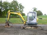 06 Gehl 503Z Excavator (QEA 8296)