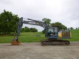 14 John Deere 210G LC Excavator (QEA 8318)