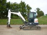 15 Bobcat E55 Excavator (QEA 8319)