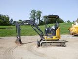John Deere 26G Excavator (QEA 8322)